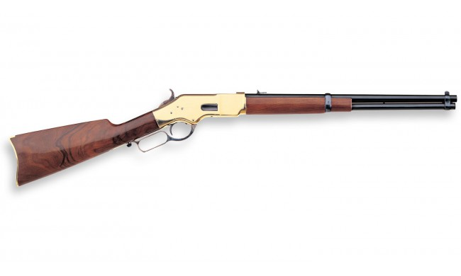 "1866 YELLOW BOY CARBINE 19"" 22Lr"