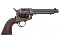 "1873 SAA CATTLEMAN NEW MODEL 22LR 4""3/4"