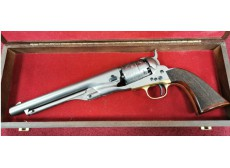 OCCASION - UBERTI 1860 COLT ARMY MATCH POLI FINITION ANTIQUE